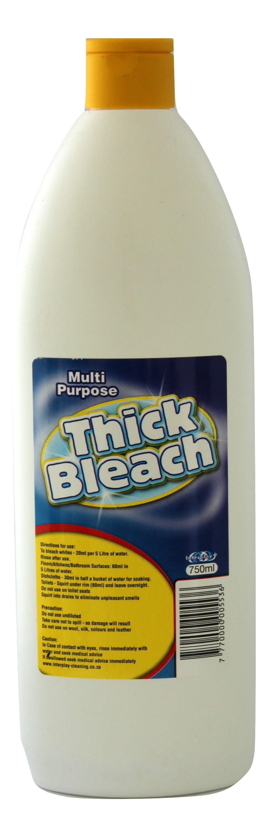 bleach-thick